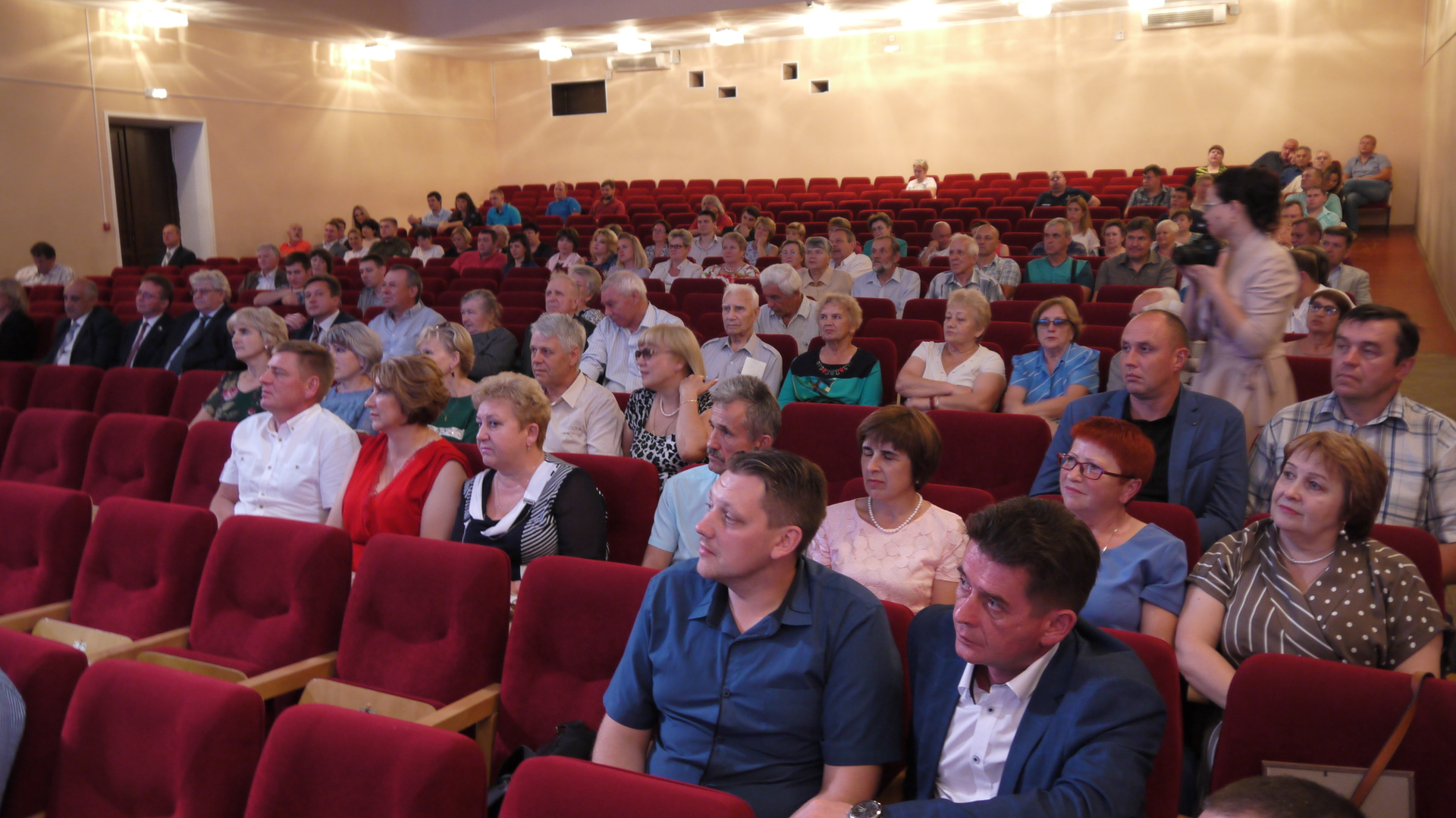 Новомосковская ГРЭС отметила 85-летний юбилей