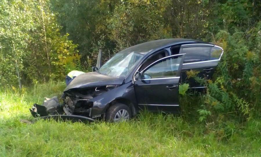В жутком ДТП в Ленинском районе погиб пенсионер и пострадали два подростка