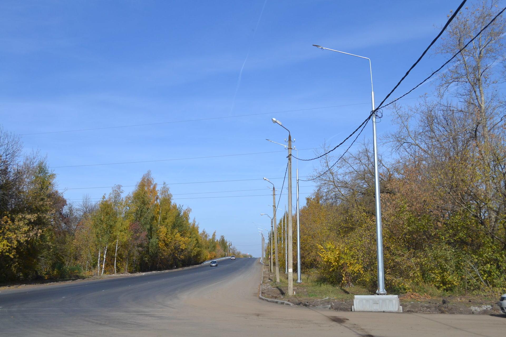 Ремонт участка Комсомольского шоссе будет полностью завершен в течение недели