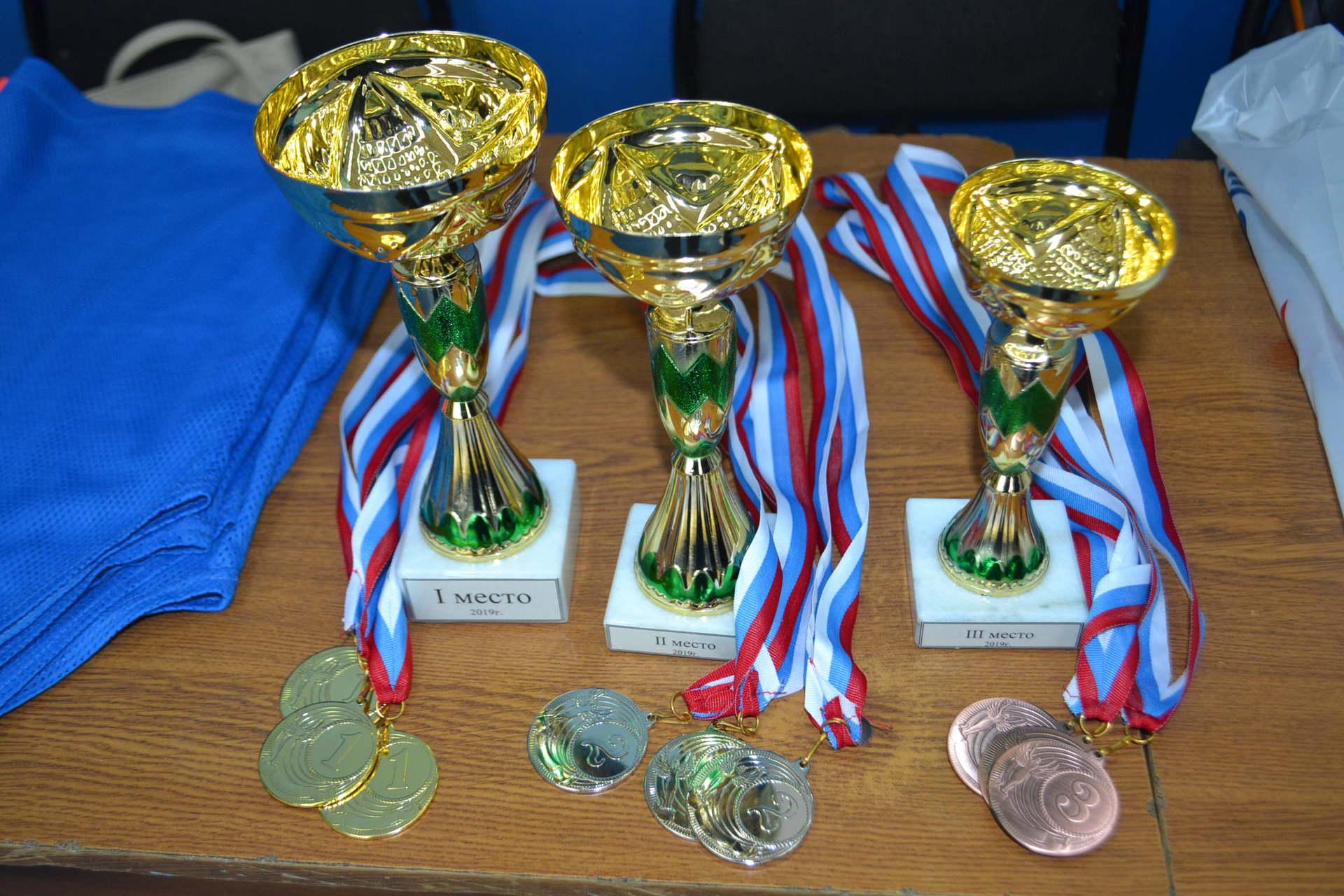 В Новомосковске «Единая Россия» провела конкурс на лучшую спортивную семью